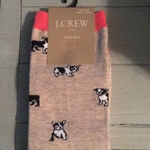 J Crew women's trousers socks
